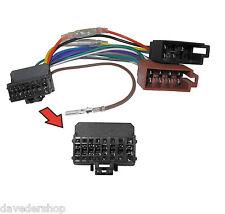ISO Adapter Kabel Autoradio PIONEER AVH 2400BT  AVH 3200BT  AVH 3300BT  /WM-0207