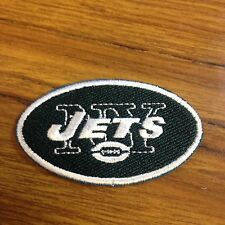 NFL New York Jets 2 1/2 X 1 1/2 Inch Iron On Patch