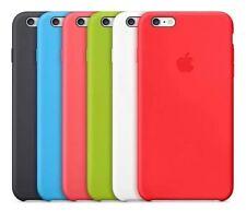 """GENUINE ORIGINAL Apple Silicone Case Silikonhülle für iPhone 6(S) 6 COLORS 4.7"""""""