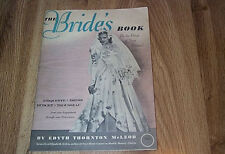 The Bride's Book by Edyth Thorton McLeod  PB 1947 - Andy Tarr PHOTO ILLUS
