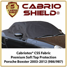 Porsche Boxster Car Hood Soft Top Cover Half Cover Premium Protection 2003-2012