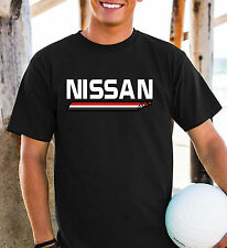 NISSAN SHIRT NISMO BLACK SMALL TO XL SENTRA INFINITY G20 SR20DE SE-R SPEC V