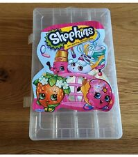 Large Shopkins 1234 Compatible Storage Collectors Case Organiser Box  Travel