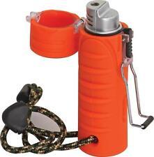 UST Windmill Trekker Lighter Orange Windproof and Waterproof EG00064