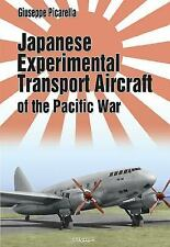WW2 Japanese Experimental Transport Aircraft of the Pacific War Reference Book