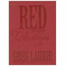 Red the Color of Christmas by Greg Laurie (2012, Paperback)
