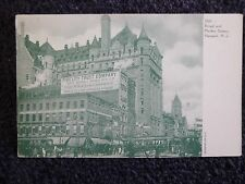 Early 1900's Broad and Market Streets in Newark, NJ New Jersey PC