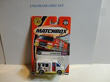 Matchbox #65 White Ice Cream Truck