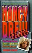 Nancy Drew Files 3-in-1 by Carolyn Keene (Wrong Track, Running Scared, Nobody's)