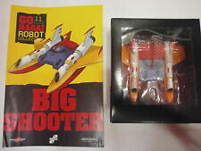GO NAGAI ROBOT COLLECTION n 11 - BIG SHOOTER - visitate COMPRO FUMETTI SHOP