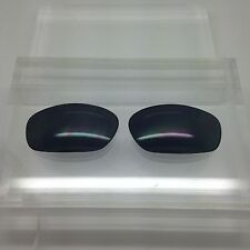 RAYBAN RB 4115 CUSTOM MADE SUNGLASS REPLACEMENT LENS PAIR BLACK POLARIZED NEW!!!
