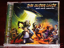 The Outer Limits: World Metal Domination CD 2014 Stormspell Recs SSR-DL120 NEW