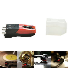 Turntable Phono Ceramic Cartridge with Stylus Needle for LP Record Player Best