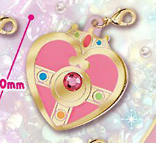 Sailor Moon Cosmic Heart Fastener Accessory Metal Charm NEW