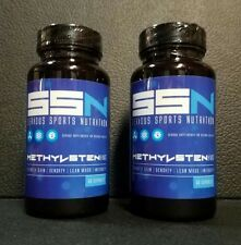 Serious Sports Nutrition SSN M-sten supplement twinpack.  Bodybuilding Nutrition