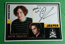 TWILIGHT JASPER JACKSON RATHBONE 09 SIGNATURE COLLECTION STARZ CARDZ SERIES CARD