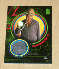 2016 Topps Doctor Who Extraterrestrial Encounters costume relic OOD /499