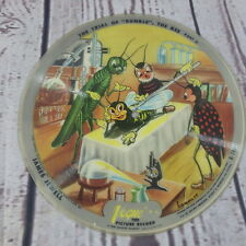 Set of 2 Vogue Picture Record Trial of Bumble the Bee & The Boy Who Cried Wolf