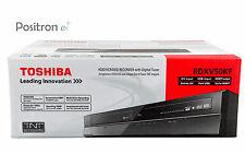 Toshiba rd-xv50kf - vhs-DVD/HDD recorder-Enregistreur vidéo/appareil combiné + + NEUF + +