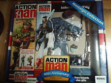 Action Man Set Légionnaire - Action Team GiJoe Ken Barbie Madelman Geyper Man