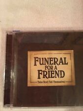 Funeral For A Friend Tales Don't Tell Themselves CD NEW