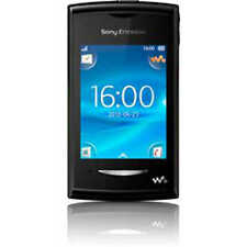 Sony Ericsson w150i yendo negro 2 MP cámara internet Bluetooth mp3 radio video