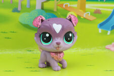 LITTLEST PET SHOP(1845)-PETS IN THE CITY #174 Cherie Bow-Wow  Sweetheart Dog