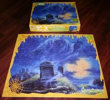 GOOSEBUMPS Ghost Beach jigsaw puzzle RL Stine 1995 children's horror fiction