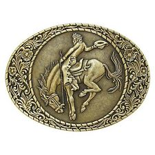 Bronco Rider Belt Buckle OBM166 IMC-Retail