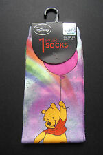 Primark Ladies Disney Winnie The Pooh Socks One Size (4-8 UK 37-42 EU)