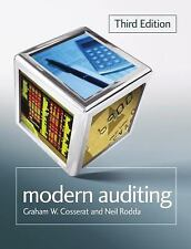 Modern Auditing by Neil Rodda and Graham Cosserat (2009, Paperback)