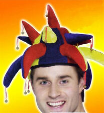 Chapeau de bouffon Fou du roi [5820] deguisement costume piste de ski  fetes
