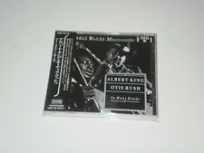 ALBERT KING/OTIS RUSH - SO MANY ROADS - JAPAN CD W/OBI VIVIDSOUND VSCD 2057  NEW