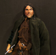 "1:6 Scale 12"" Aragorn/ Strider – Lord of the Rings-Custom Action Figure -Toy Biz"