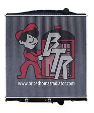 2003 & up VN, VNL VOLVO/ MACK radiator with transmission cooler OEM Design