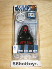 Star Wars Darth Maul USB Drive 2 GB NEW