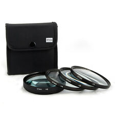 Jackar 67mm Close-Up Filter Set(+1,2,4,10) For Canon EF 24-85mm EFS 10-18mm Lens