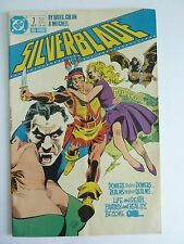 DC - Silverblade March 1988 No. 7