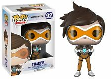 Funko Pop Games Overwatch Tracer Vinyl Action Figure Collectible Toy 92