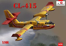 1/144 CL-415 amphibious aircraft- NEW Amodel!