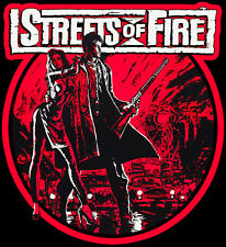 80's Rock Fable Classic Streets of Fire Poster Art custom tee Any Size Any Color