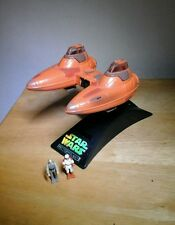 Star Wars  Micro Machines Action Fleet Bespin twin pod CLOUD CAR 100% COMPLETE!