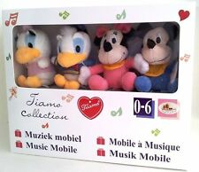 Brand New Disney Mickey Mouse Baby Musical Crib Mobile Cute Lovely Free Shipping
