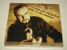 CARLOS PERON/TALKS TO THE NATIONS(SPV/42562 2CD)2xCD ALBUM