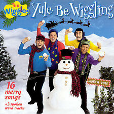 Yule Be Wiggling by The Wiggles (CD, Oct-2003, Koch  Factory sealed
