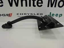 11-16 Jeep Wrangler New Tailgate Check Strap Retainer Arm Mopar Factory Genuine