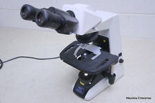 NIKON ECLIPSE E200 MICROSCOPE WITH ABBE 1.25 CONDENSER