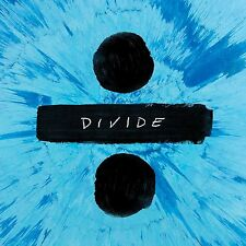 Ed Sheeran 'Divide' Limited Edition Deluxe 16 Track CD - NEW