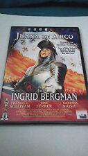 """DVD """"JUANA DE ARCO"""" INGRID BERGMAN VICTOR FLEMING"""