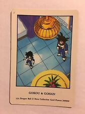 Dragon Ball Z Hero Collection 123